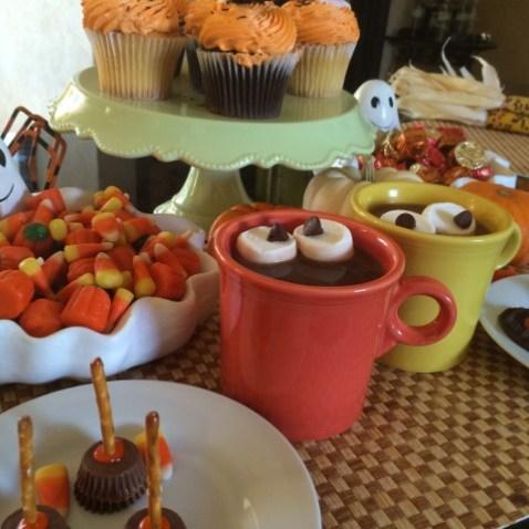 easy to make halloween treats