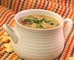 Potato N' Ham Soup