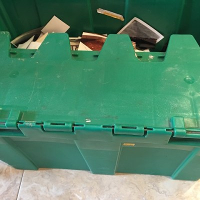 The Ole' Green Box of Heart-Aches!