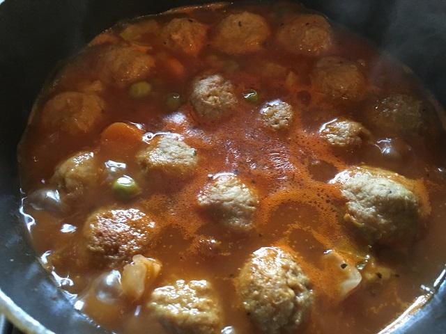meatball Soup3