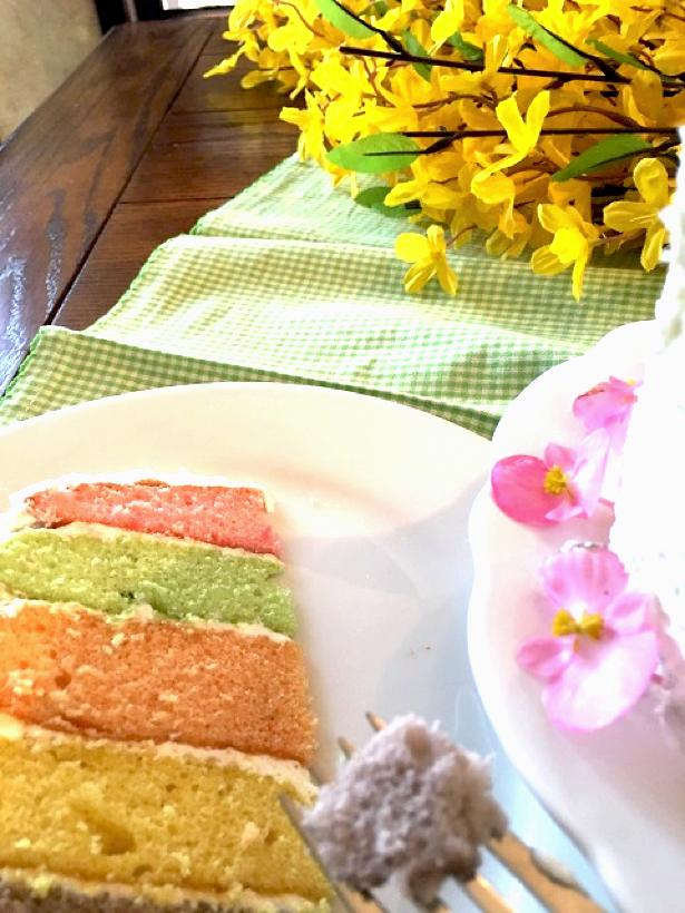 5 layer cake