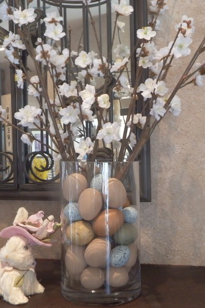 Easter Decorating And A Chicken Soup Recipe!