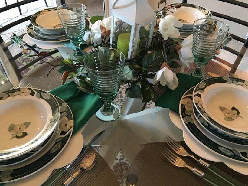 Magnolia tablescape4