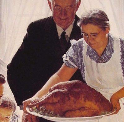 Still Talkin' Thanksgiving Dinner and Hot Cocoa!
