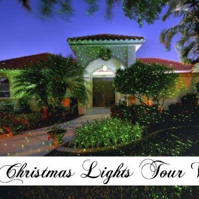 Our 2016 Christmas Lights Tour Video