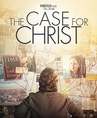 "Movie Review…""The Case For Christ""!"