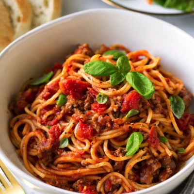 Easy Simple Quick Spaghetti Recipe Just For You!