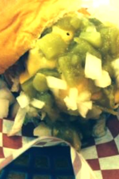 New Mexico Green Chile Cheeseburgers In Florida, The Home Made Way!