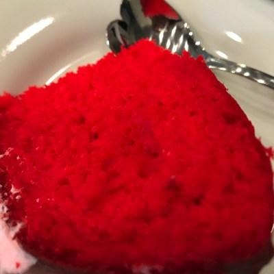 Red Velvet Sweetheart Cake….How Good Is That For Valentine's Day?