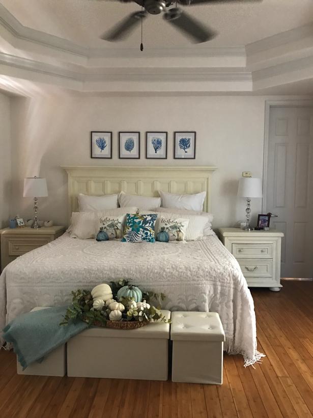 Harvest Bedroom