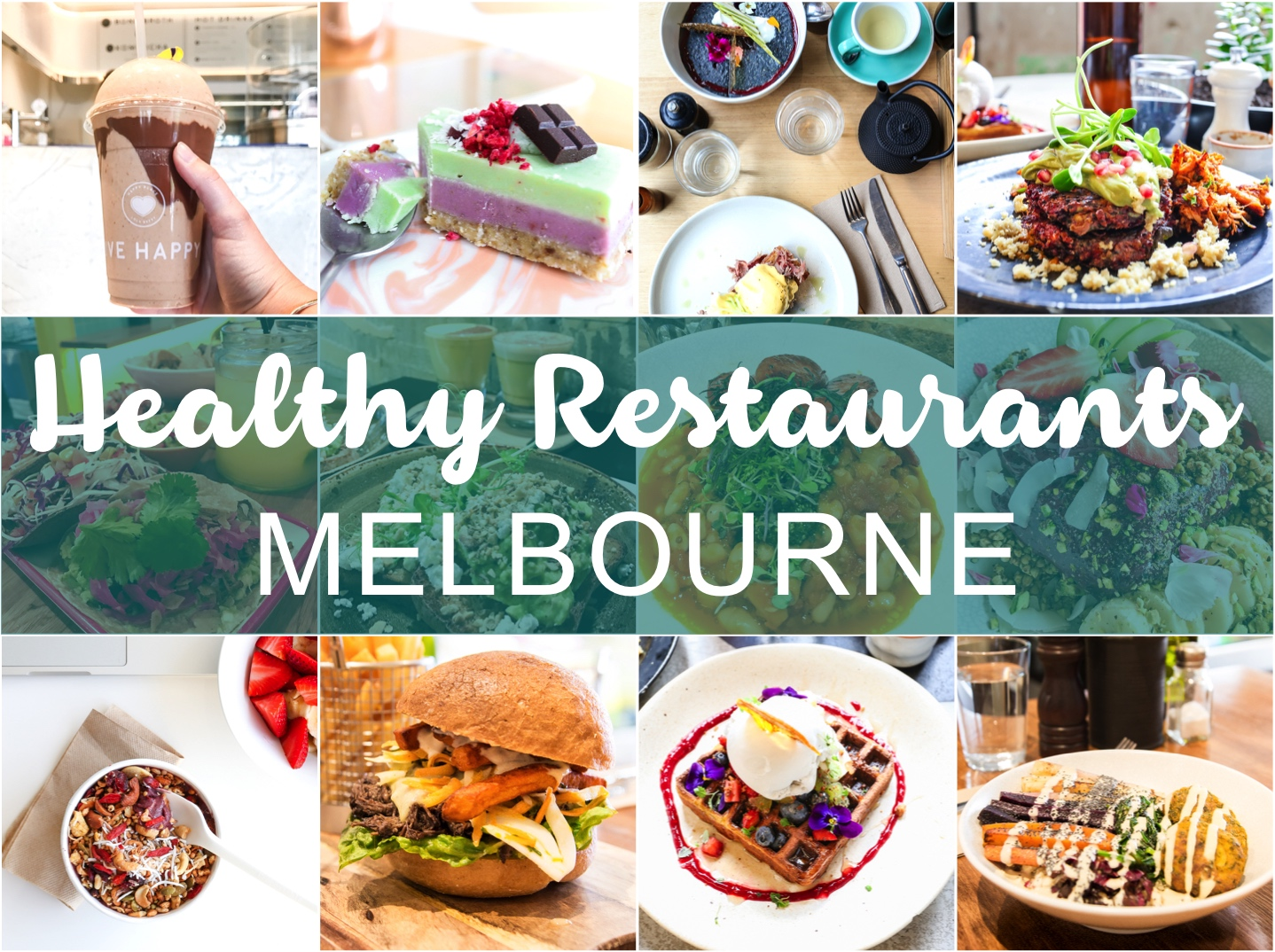 Healthy Restaurants Melbourne