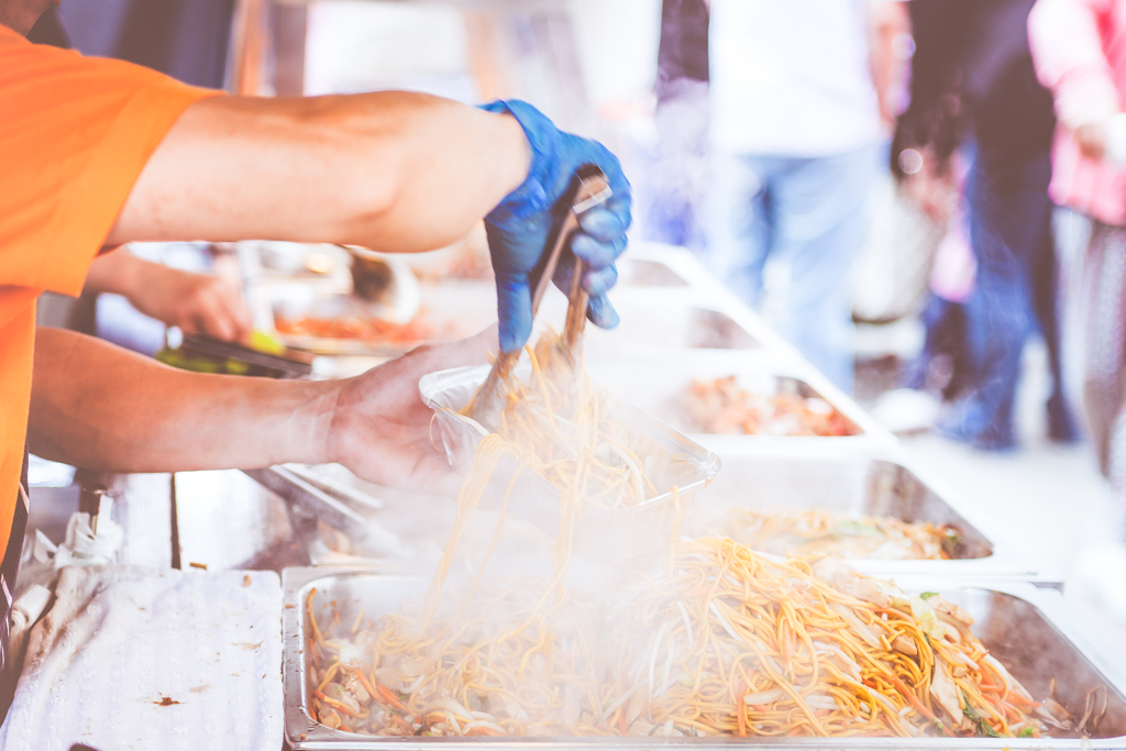 How to eat street food without getting sick