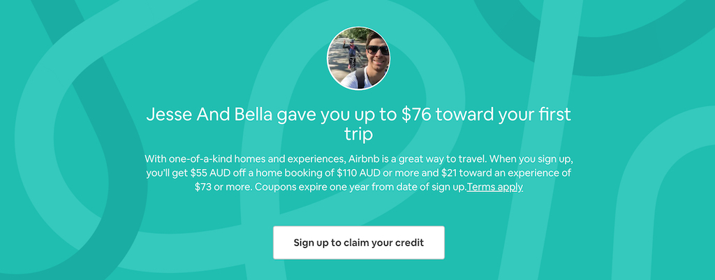 Airbnb First Booking Coupon - Save $55 On Your 2019 Booking