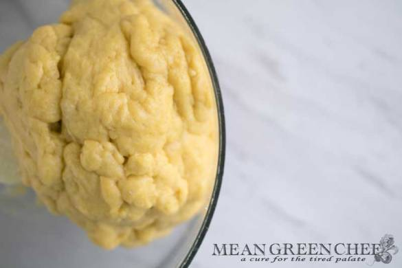 Easy Egg Yolk Pasta Recipe | Mean Green Chef