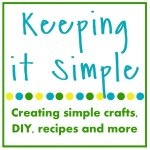 Keeping It Simple Link Party