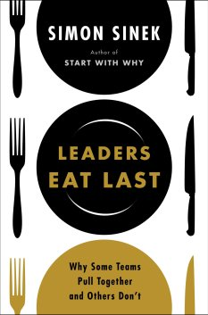 Image result for leaders eat last