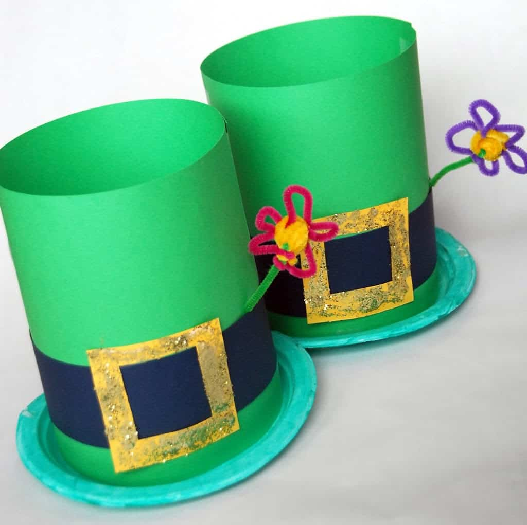 St Patrick S Day Preschool Activities Free Printables