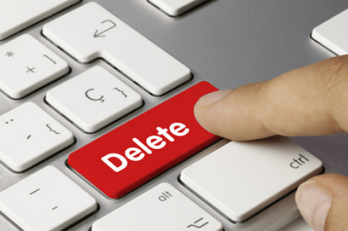 How hard *is* it to delete your account?