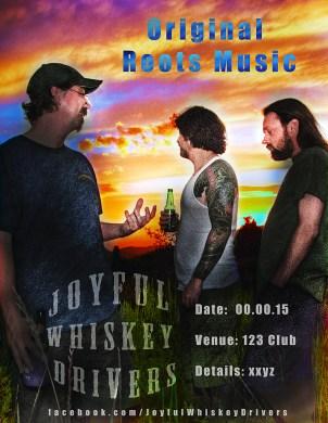 Joyful Whiskey Drivers