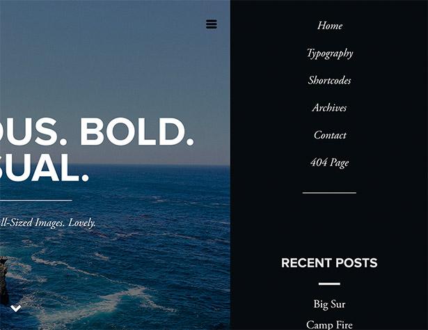 JRNY: A Gorgeous & Responsive WordPress Blog Theme - 9