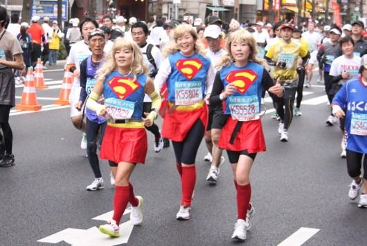 marathon-supergirls