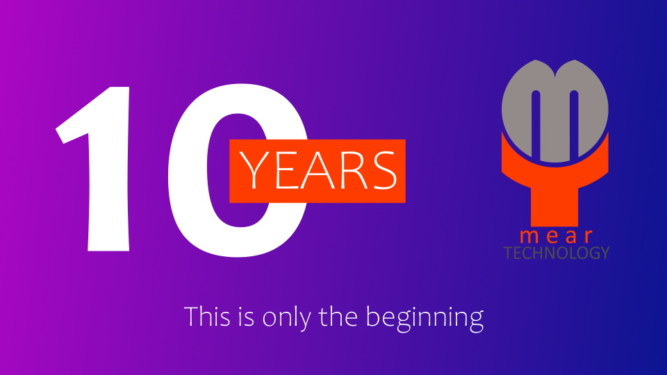 IT Support 10 Year Anniversary