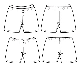 The Darcy Boxer Shorts