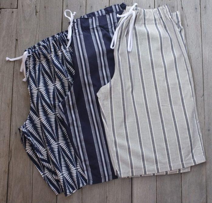 jinbei shorts