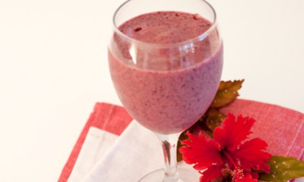 """Berry Smoothie & """"The Higher Being"""""""