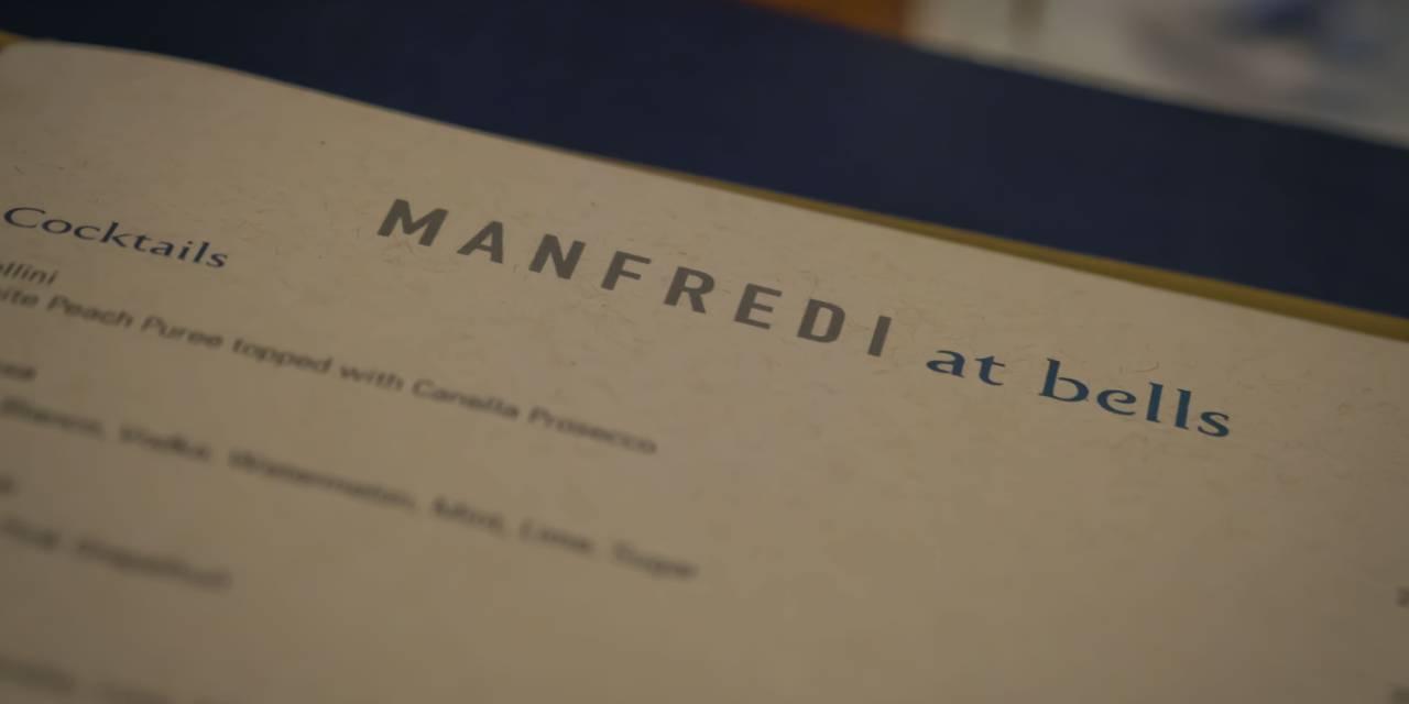 Manfredi at Bells at Killcare
