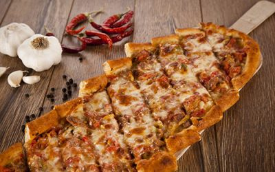 Turkish Pide Recipe – Authentic Stuffed with Deliciousness