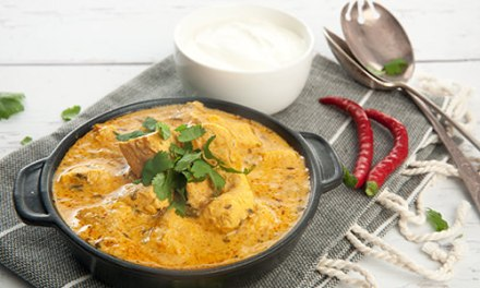 Easy Thermomix Chicken Curry from Thermokitchen Cookbook