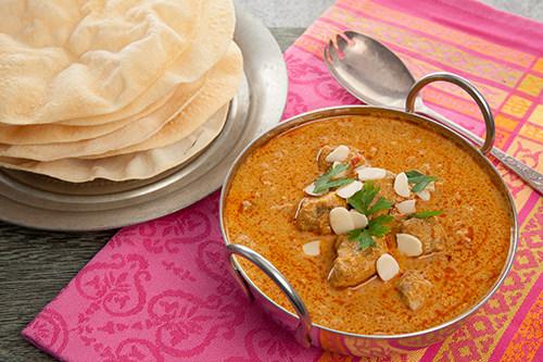 Simple Indian Lamb Korma