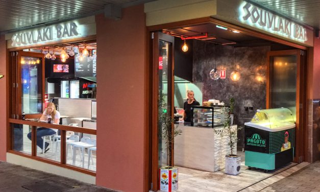 Souvlaki Bar in Cronulla – Service with a smile