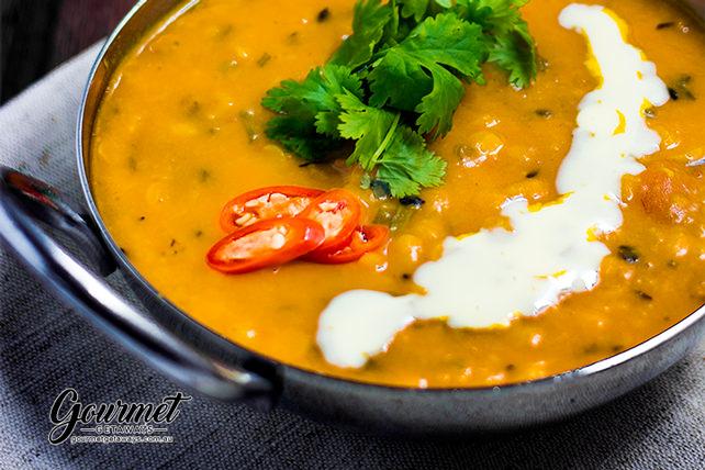 Indian Dahl – Spicy Lentil Curry – Delicious Vegan Comfort Food