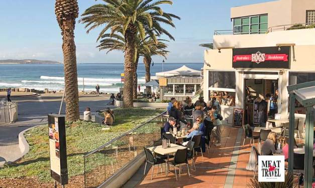 Hogs Breath Cronulla Steakhouse – Juicy Prime Ribs with an Ocean View!