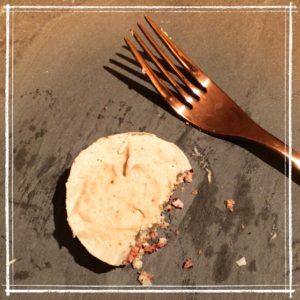gluten free low carb keto no bake eggnog cheesecake