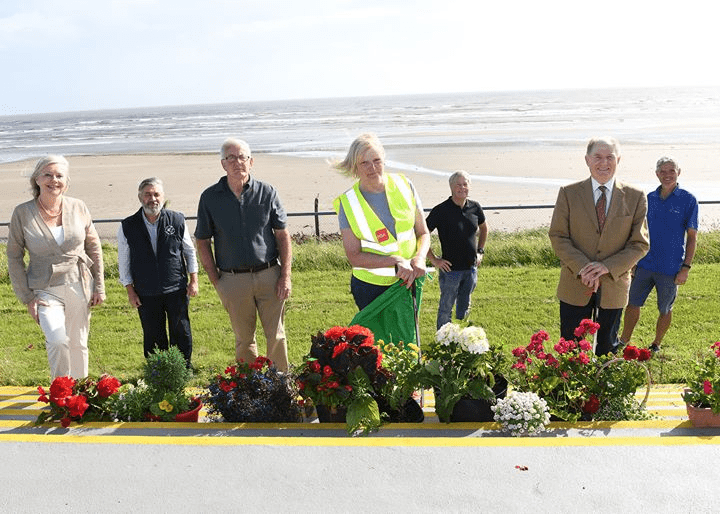 Laytown and Bettystown Tidy Towns with Laytown Races