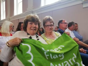 Julianstown Village Garden Green Flag
