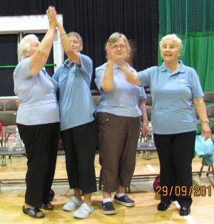 East Meath Active Retirement Association bowlers