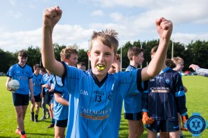 St Colmcilles u13 Boys winners