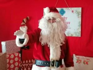 Santa in Piltown 3