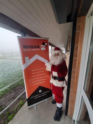 Santa in Piltown two