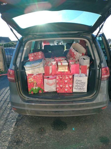 Gormanston nursing home christmas parcels
