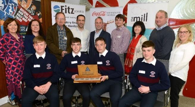 Drogheda Young Innovators 2018 Sponsors