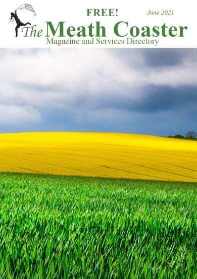 June 2021 Meath Coaster cover