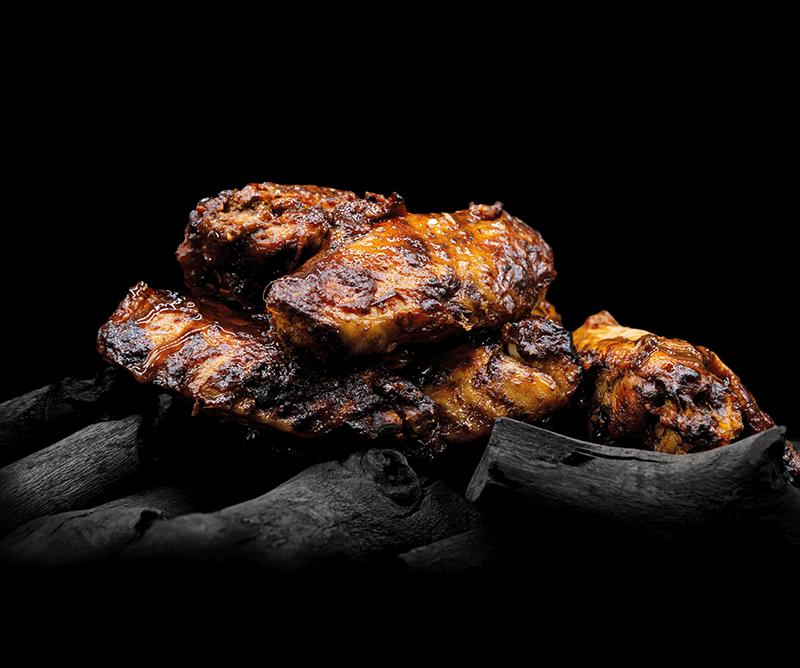 Alette di pollo BBQ - Carne Online