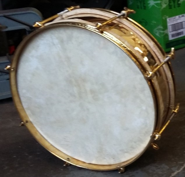 New Bass Drum