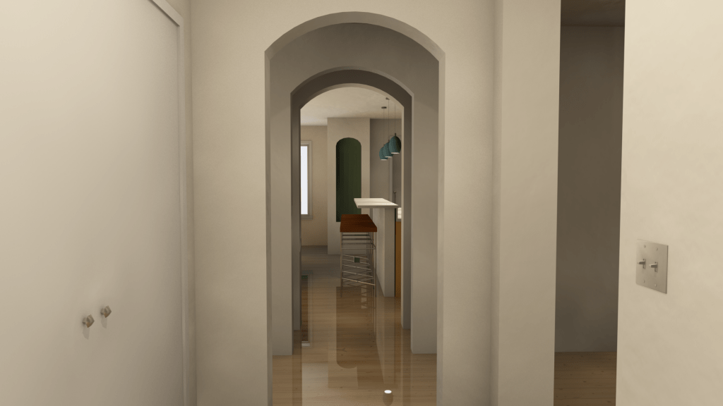 foyer view rendering