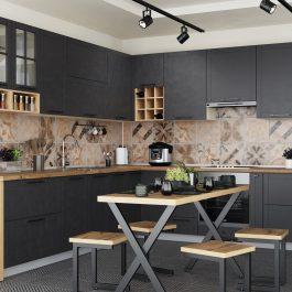 Кухня Loft